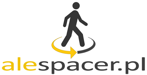 Wirtualny spacer 3D - Logo alespacer.pl