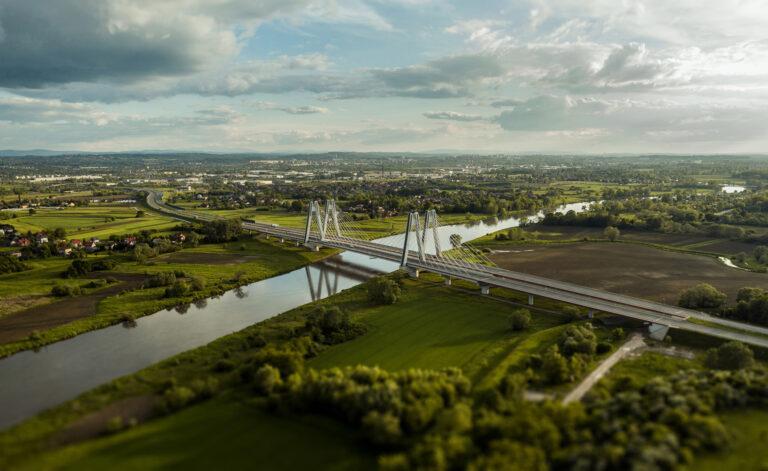 Most na s7 w Krakowie
