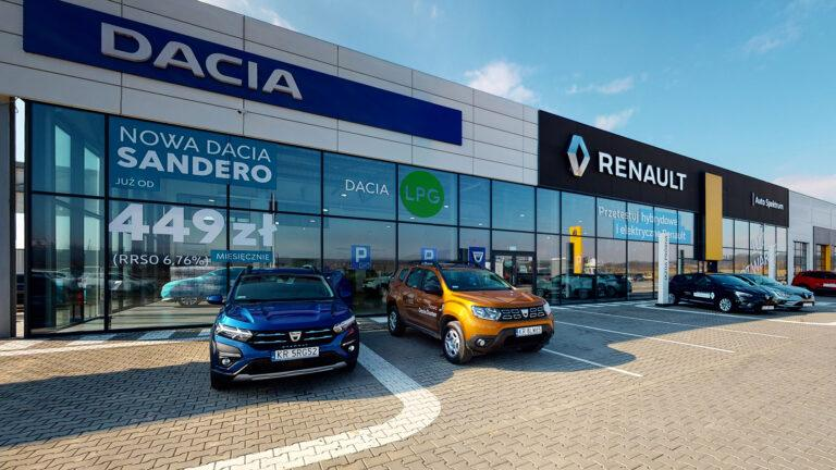Renault-i-Dacia-Krakow-Bielany-Matterport-salon